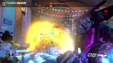 Destroying a Torbjorn and his beloved turret.
