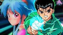 Yusuke and Botan