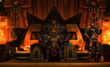 The king of the Zandalari, Rastakhan, will face his own personal tests in Battle for Azeroth.