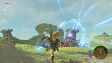 Breath of the Wild watch out for the Guardians