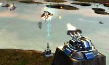 Zero K combines the best features of RTS and adds more, such as environment scultping