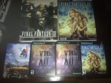 The Collector's Edition of FFXII's PS2 version