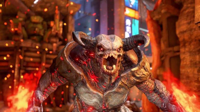 Doom, DOOM Eternal, Baron of Hell, DOOM Demon