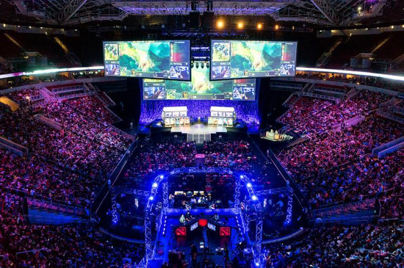 The competition venue