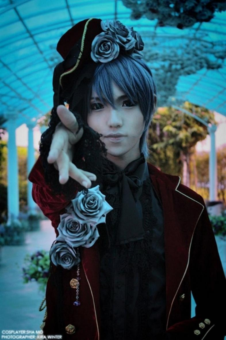 Ciel, Red Suit