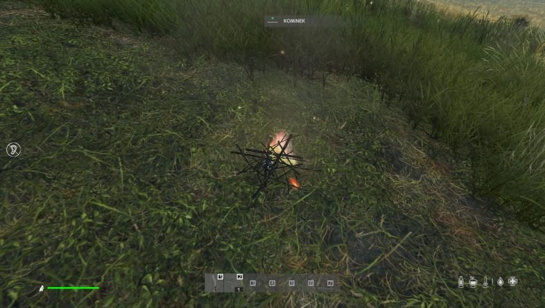 DayZ How To Make a Fire