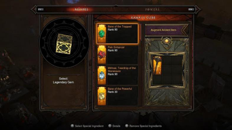 Diablo 3 Best Legendary Gems