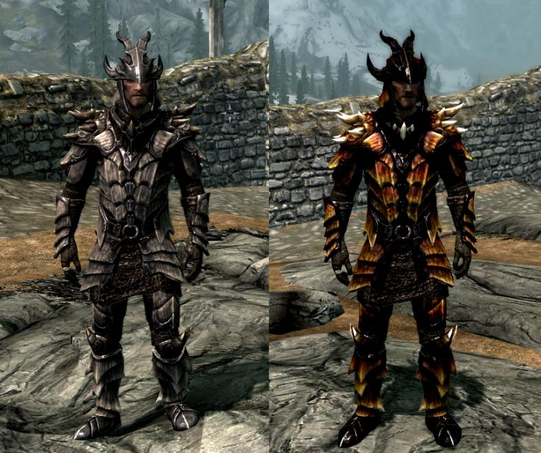 Best Skyrim Armor Mods