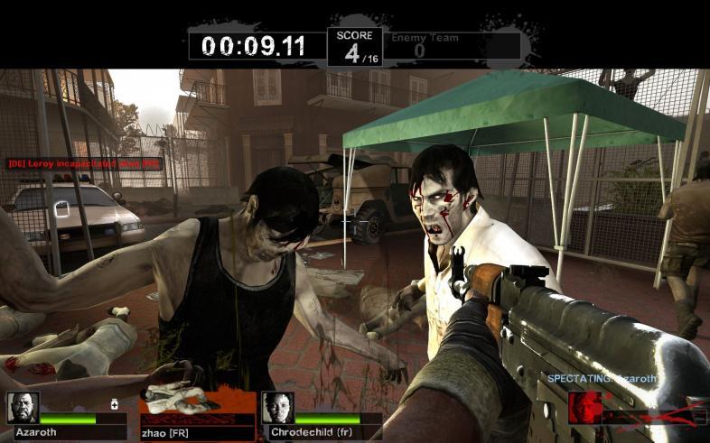 Coop Zombie Games