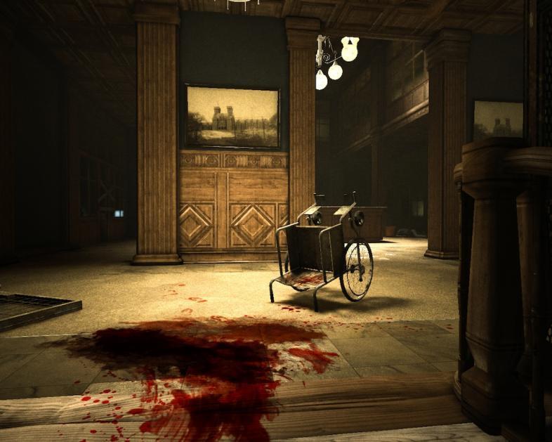 Horror Mystery Games