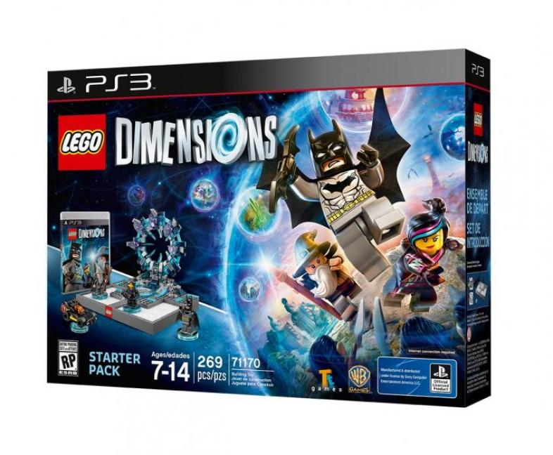 LEGO Dimensions will be fully enabled with Near Field Communication (NFC) so you can bring your characters to life