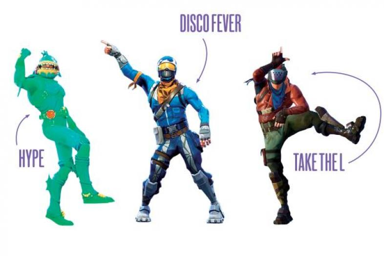How To Make Your Fortnite Character Dance Top 15 Best Fortnite Dances We Love Gamers Decide