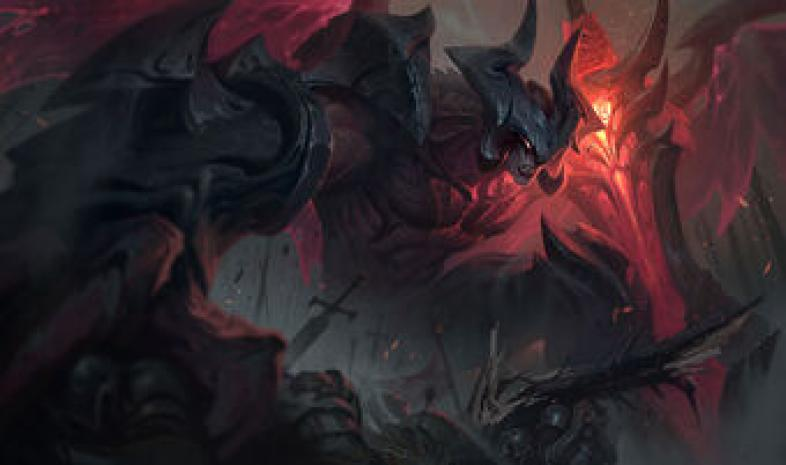 LoL Best Aatrox Skins