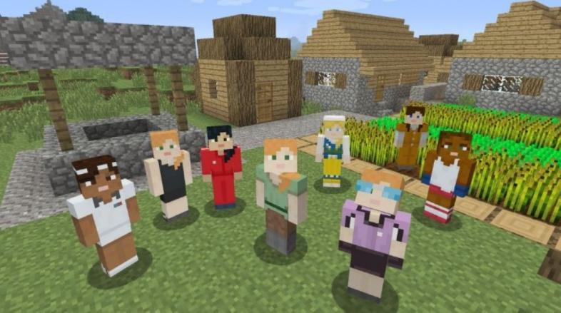Best Minecraft Girl Skins