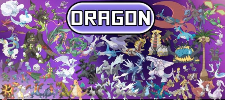 Top 15 Dragon Pokemon Trading Card Game / TCG