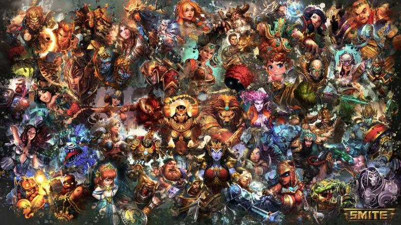 SMITE Tier List for Every Role [SMITE Best Gods 2019