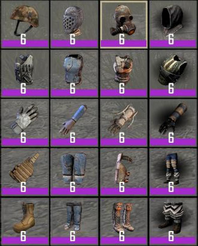 7 Days To Die: Best Armor set