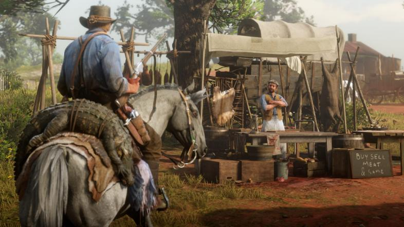 best saddles, best horses, rdr2, red dead redemption, red dead redemption 2