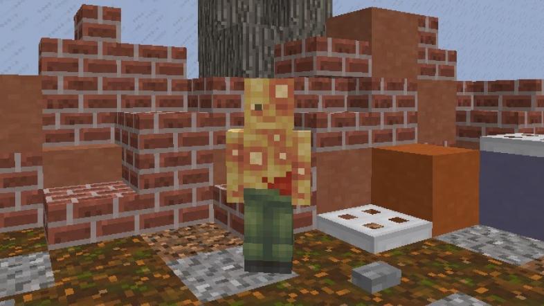 Minecraft Horror Skins
