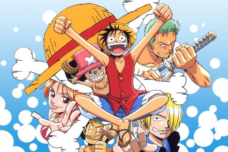 Best Pirate Anime