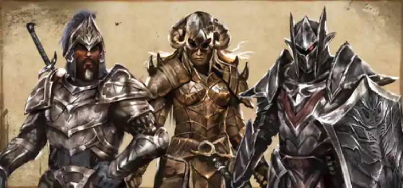 The top 10 best Dragonknight armor sets in ESO, ESO Best Armor Sets for DK