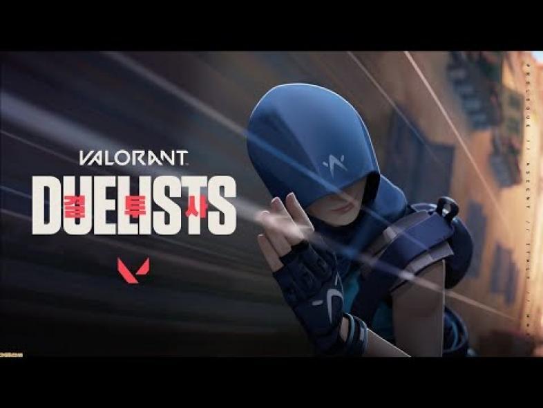 Valorant Best Duelist