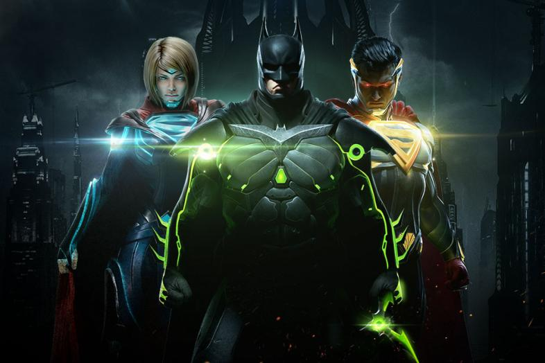 Injustice, fighting, wrecking, stats