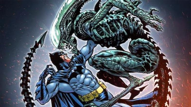 Batman vs Alien Who Would Win, Batman vs Alien