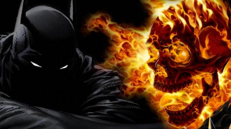 Batman vs Ghost Rider Who Would Win, Batman vs Ghost Rider