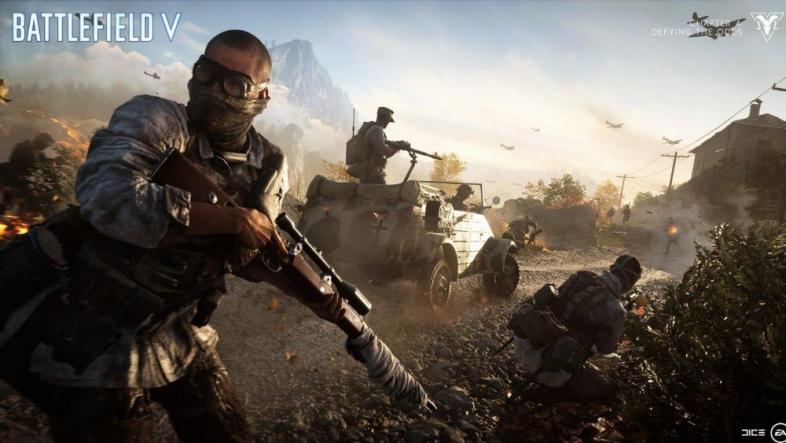 battlefield 5 review 2020, is battlefield v worth it