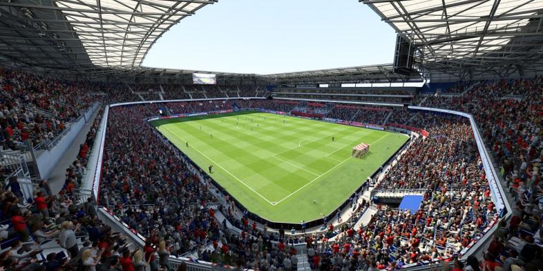 FIFA 20 best atmosphere.