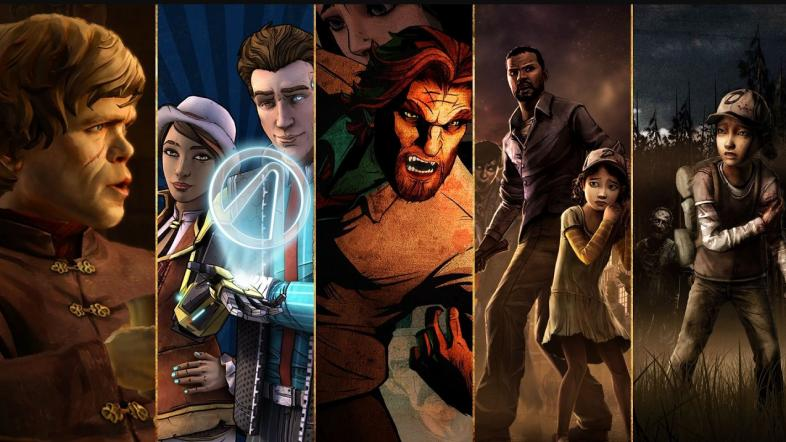 The Best Telltale Games