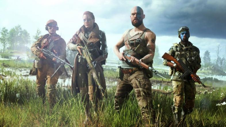 Battlefield V Best Weapons