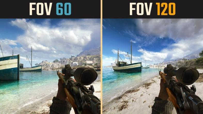 Battlefield 5 Best FOV Settings