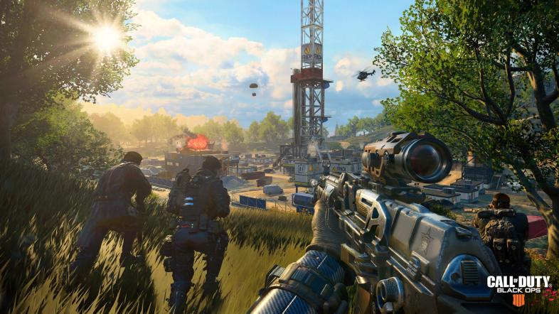 Black Ops 4 Blackout Guide