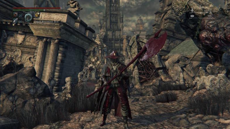 Top 5 Bloodborne Best Armor Sets | GAMERS DECIDE