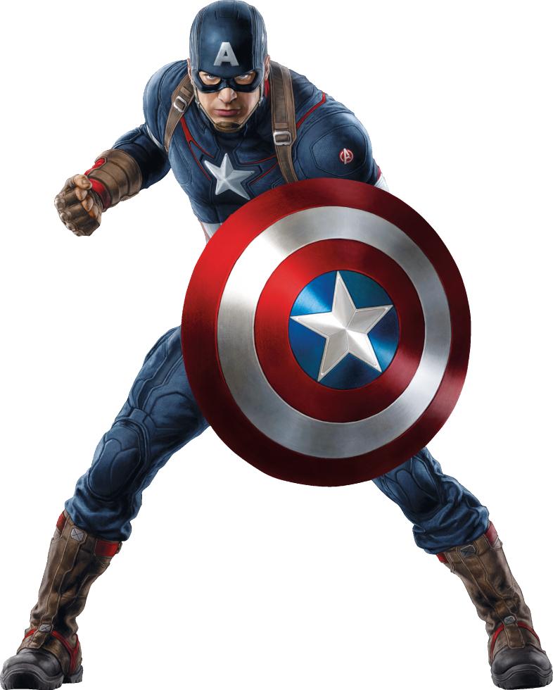 Captain America superpowers