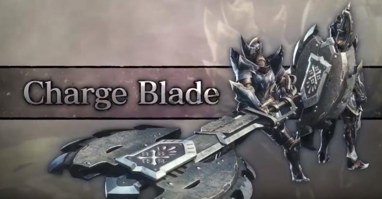 Monster Hunter World Iceborne, Charge Blade