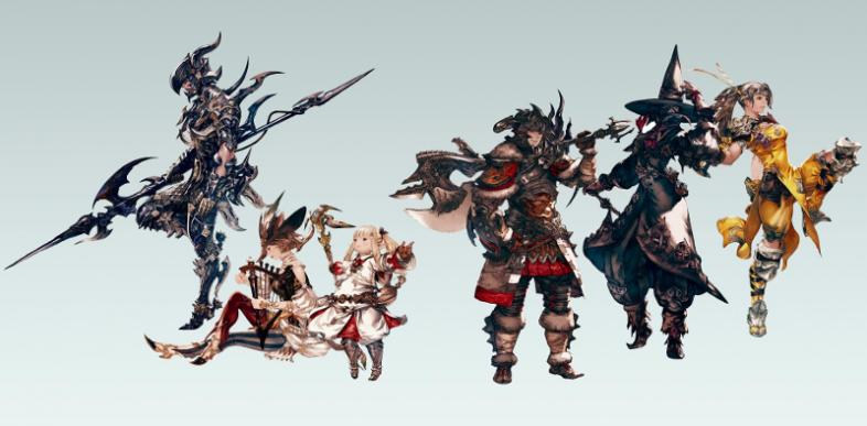 FF14 Best Starting Classes for Beginners