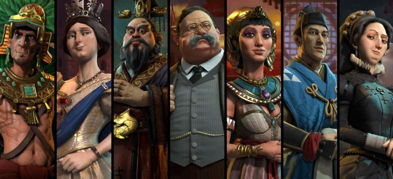 Civ 5 Best Leaders