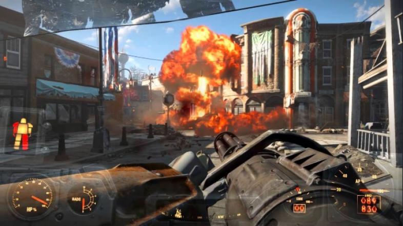 Fallout 4 Best Combat Mods