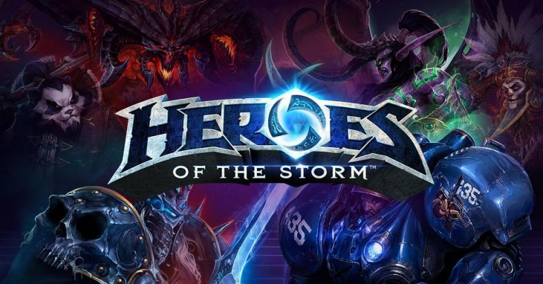Heroes of the Storm Contest!