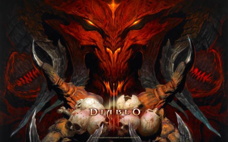 Diablo, RPG, Game, Hack and slash, Demon, Horns, Loot