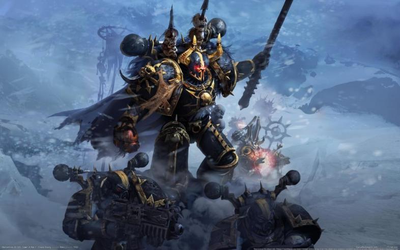 Warhammer, Warhammer 40000, Games Workshop