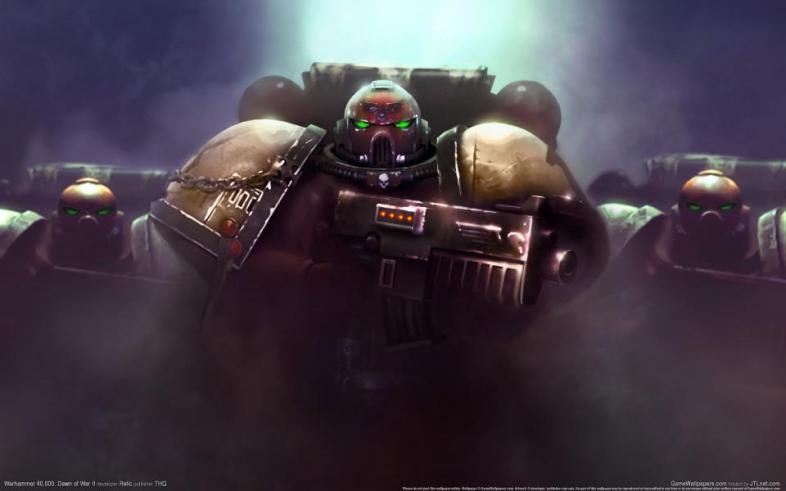 Work Warhammer 40000