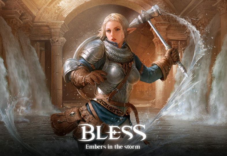 Featuring familiar fantasy races and gorgeous-looking armor.