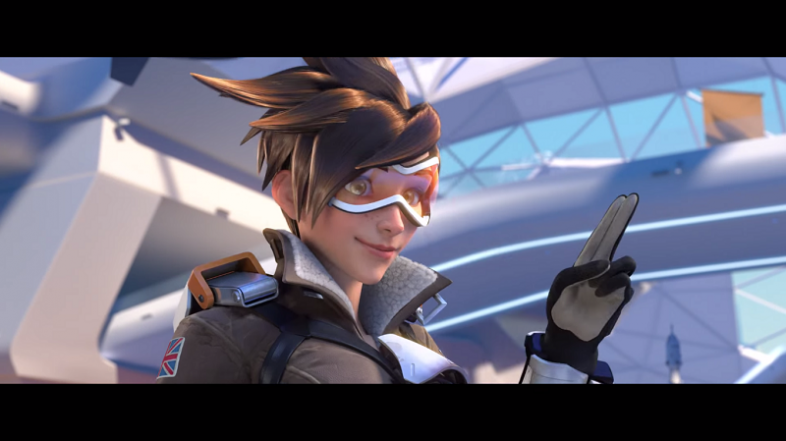 Overwatch features a lot of charismatic characters.