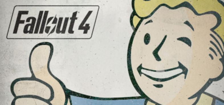 Vault Boy welcomes you.