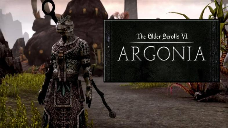Elder Scrolls 6. Argonia? Hammerfell? Valenwood? BS? Whatever. Just bring it out already.