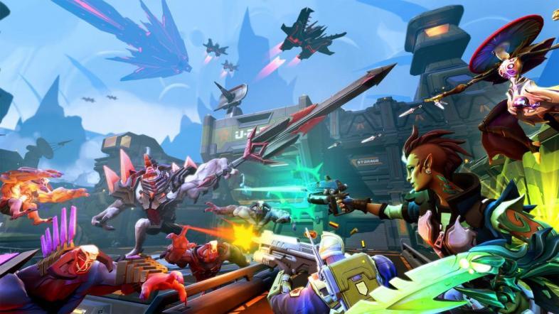 Battleborn, pc game, pc